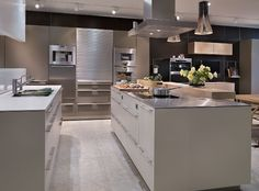 Kitchen Architecture's bulthaup showroom in Oxford #bulthaup #kitchens #architecture