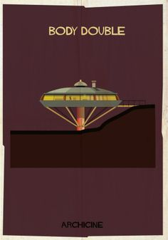 Body double directed by brian de palma | John Lautner's Chemosphere House