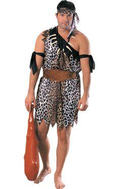 DIY: No- sew Caveman Costumes | The Hood Magazine Pillowcase ...
