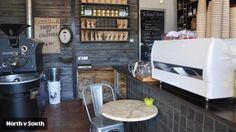rustic coffee shops designs | North v South - Brisbane's coffee civil war | The Courier-Mail