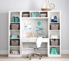 Playroom Storage, Desk Storage, Kids Storage, Teen Room Storage, Girls Bedroom Storage, Record Storage, Storage Design, Playroom Furniture, Bedroom Furniture
