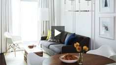 New York Style Apartment // House & Home Online TV Home Tours