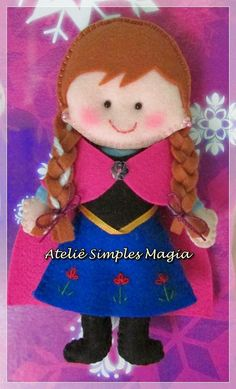 Ateliê Simples Magia: Festa Tema Frozen