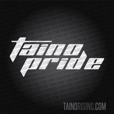 Taino Pride Laptop Car Window Decal by Taino Rising Boriken Puerto Rico Borinquen Boricua Indigenous Native American Indian Pride Uncolozine by TainoRising on Etsy https://www.etsy.com/listing/473662661/taino-pride-laptop-car-window-decal-by
