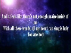 """I Wonder - Leeland (lyrics) ~ """"Jesus Christ, You bled Your love, laid down Yourself And gave me life!  In naked shame You hung and You were lifted high,  So, here I lay in awe and wonder... And, I am afraid...  For no one's ever sacrificed and loved me this way!  So on my face I fall under Your heavy grace.  Here I lay in awe and wonder,  And I wonder"""" ~ This Song is Totally Awesome!!"""