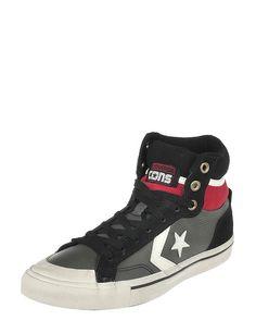 Fraaie Converse hoge heren sneaker (Zwart) Volwassenen sneakers van het merk Converse. Uitgevoerd in Zwart verkrijgbaar in de maten 38,42,43,44,45,.