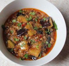 Aubergines à la bolognaise cookeo,un délicieux plat à la bolognaise pour votre plat de déjeuner, voila la recette la plus facile pour le cuisiner.