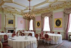 The Burlington Room at The Ritz London - Cabaret Setting
