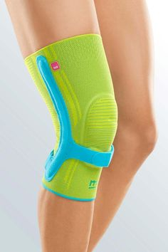 Genumedi PSS - The Genumedi PSS knee support is the optimal combination of a tried-and-tested knee support and a patellar support strap for reliable guidance and stabilisation of the knee joint and to