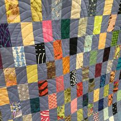 Finish It Up Friday ~ Scrappy Rectangles!