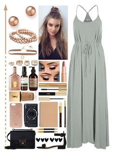 """""""// Roadtrip Vibes //"""" by kokoxx on Polyvore featuring River Island, Gianvito Rossi, Dolce&Gabbana, Charlotte Tilbury, Bloomingdale's, Lonna & Lilly, Forever 21, Yves Saint Laurent, Tom Ford and Aesop"""