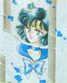 TAKEUCHI NAOKO - Sailor Moon 【Sailor Mercury】