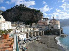 Atrani   Italy. I can't wait to go back someday.