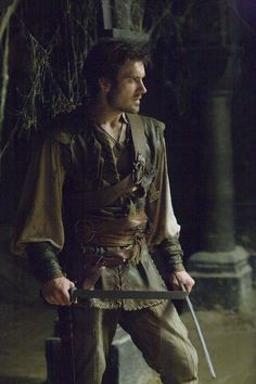 Archer from Robin Hood (2006)