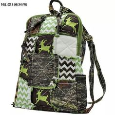 This deer-camo-patchwork-backpack is awesome! Comes in 2 different colors go to www.misfitcowgirlboutique.com and like our Facebook page at https://www.facebook.com/MisfitCowgirlBoutique