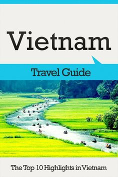 A country with a long history and ancient traditions, Vietnam makes for one fantastic tourist destination. Stretching down the southeastern coast of Asia, Vietnam boasts spellbinding emerald mountains, delicious food, and rich culture, all waiting to be explored. But what are the top highlights in Vietnam? Read the travel guide and learn what you cannot miss. Vietnam Travel Guide, Asia Travel, Visit Vietnam, Fishing Villages, Ho Chi Minh City, Where To Go, Stretching, Travel Guides, Delicious Food
