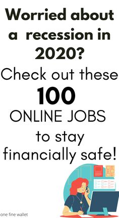 Here are 100 legitimate work from home jobs that are hiring in 2020. Make money online #sidehustles #workfromhome #onlinejobs #makemoneyonline #money