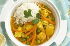 Annabel Karmels fruity chicken curry