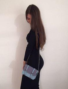 $18.34/small size/TRISJEM brand bags for women 2017 woman messenger bags small crossbody bags for women fashion cute mini chian shoulder bag black/pink