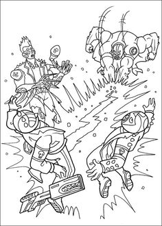 Ben 10 Coloring Page 43 Is A From BookLet Your Children Express Their Imagination When They Color The
