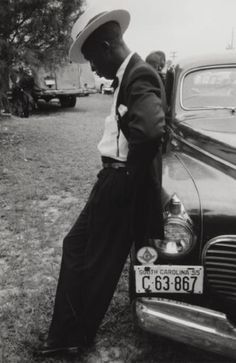 From the Funeral, Frogmore, South Carolina, 1955 by Robert Frank. Gelatin silver print. 12 3/4 x 8 1/4 inches. Price on Request. #blackandwhite #photography