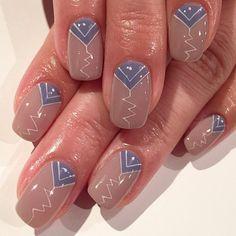 Antenna art nails #avarice #kayo #art #nails #nailart #design #nailart #nailsalon #nailsalonavarice #antenna (NailSalon AVARICE)
