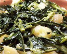Fronne e patate