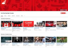 YouTube Shines a Spotlight on Canada - http://www.hometechmtl.com/youtube-shines-a-spotlight-on-canada/