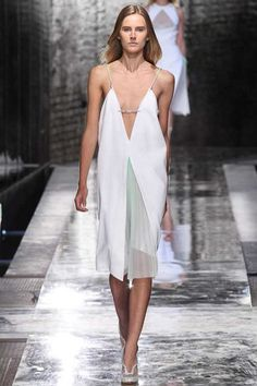 Christopher Kane SS 2014 RTW: Christopher Kane will be showing at LFW 17 Feb 2014