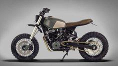 designbinge:    MUXIMAHonda FMX 650 by Ton Up garage