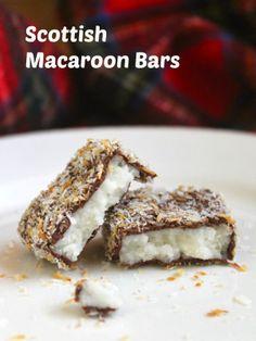 Christina's Cucina: Scottish Macaroon Bars and an Idaho© Potato Palooza