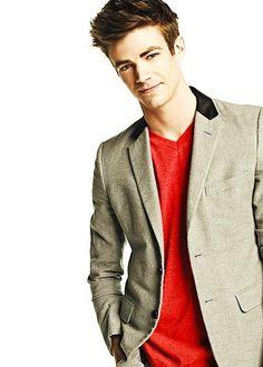 Grant Gustin as Sam Winchester's son. His named John David Winchester.
