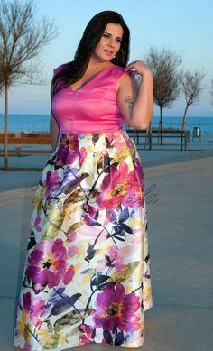 Vestidos fiesta tallas grandes en valencia