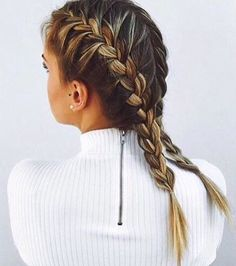 //pinterest @esib123 // #hair #hairstyle