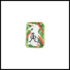 Year of the Rabbit Pendant | Bead-Patterns