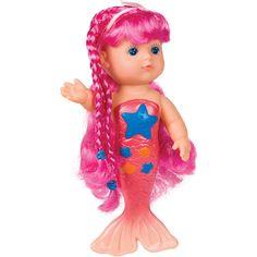 Bathtime Mermaid Doll