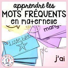 Les mots fréquents et les mots usuels (FRENCH High Frequen