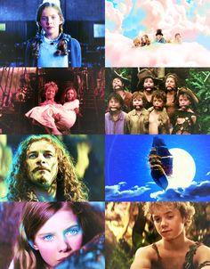Peter Pan 2003, Peter Pan Movie, Peter Pan Painting, Jeremy Sumpter Peter Pan, Rachel Hurd Wood, Peter And Wendy, The Neverending Story, The Dark Crystal, Pretty Photos