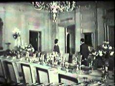 With her project near completion, First Lady Jacqueline Kennedy agreed to conduct a televised tour of the Executive Mansion for CBS Television on February 14, 1962. A record audience of 56 million viewers tuned in to hear the first lady as she guided them through the White House and its newly restored rooms. (1962 Documentary Film).