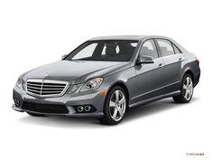 2012 Mercedes-Benz E-Class Pictures: Angular Front | U.S. News Best Cars