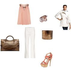 Spring Work outfit