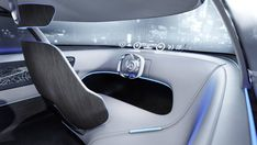Salon Automobile Tokyo : Concept-car Vision Tokyo par Mercedes  #design #conceptcar #car #voiture #mercedes #tokyo