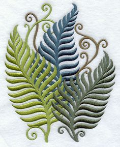 Machine Embroidery Designs at Embroidery Library! - Color Change - D5362