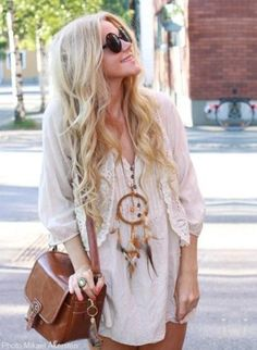 I want to wear a Dreamcatcher
