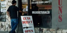 Diverse Reactions to New California Gun Laws