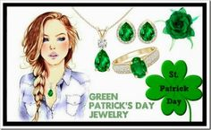 Green-Patrick's-Day-Jewelry
