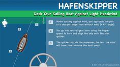 Hafenskipper - Dock Your Sailing Boat Against Light Headwind