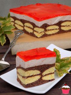 """Domowa Cukierenka - Domowa Kuchnia: ciasto """"słodkie usta"""""""