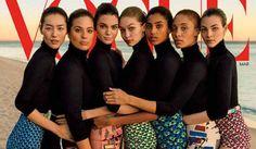 Esta portada de la revista Vogue ha desatado la polémica. Ves la razón? #viral