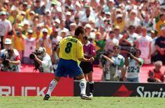 Brazil's Dunga as a player.